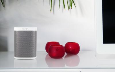 Multiroom-Audio mit Sonos
