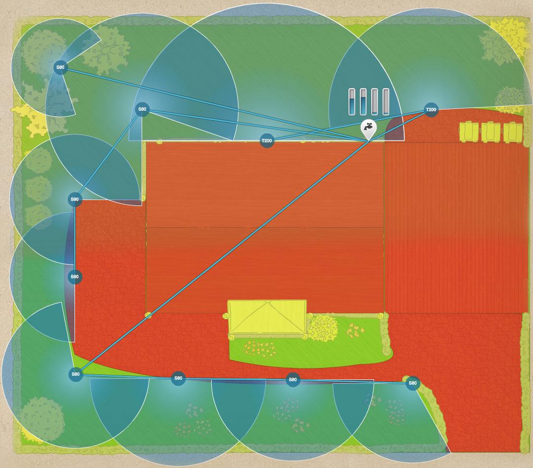 gartengestaltung automatische bew sserung suckf ll bautagebuch aus dem solardorf in norderstedt. Black Bedroom Furniture Sets. Home Design Ideas