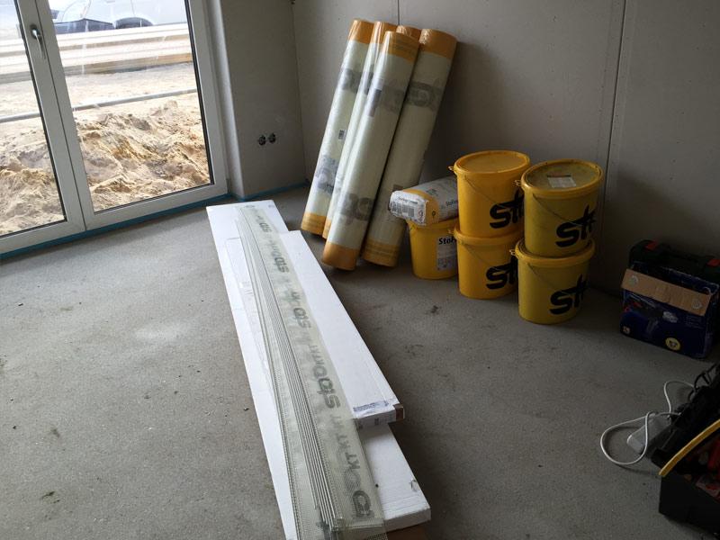 material suckf ll bautagebuch aus dem solardorf in norderstedt. Black Bedroom Furniture Sets. Home Design Ideas