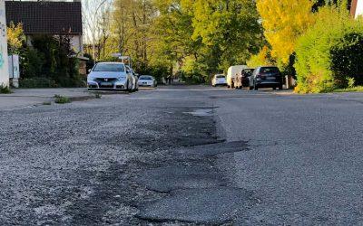 Keine Anliegerbeiträge für die Sanierung der Müllerstraße