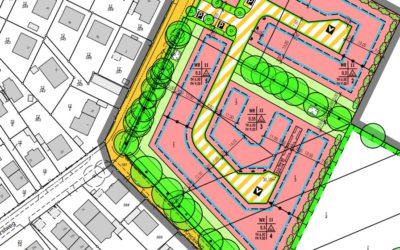 Neubaugebiet Östlich Fadens Tannen – Stadt Norderstedt lernt dazu