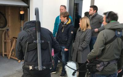 RTL berichtet über das Solardorf Müllerstraße
