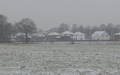 Aus Solardorf wird Schneedorf