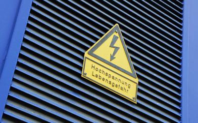 Positives Zeichen: Anbindung an das öffentliche Stromnetz